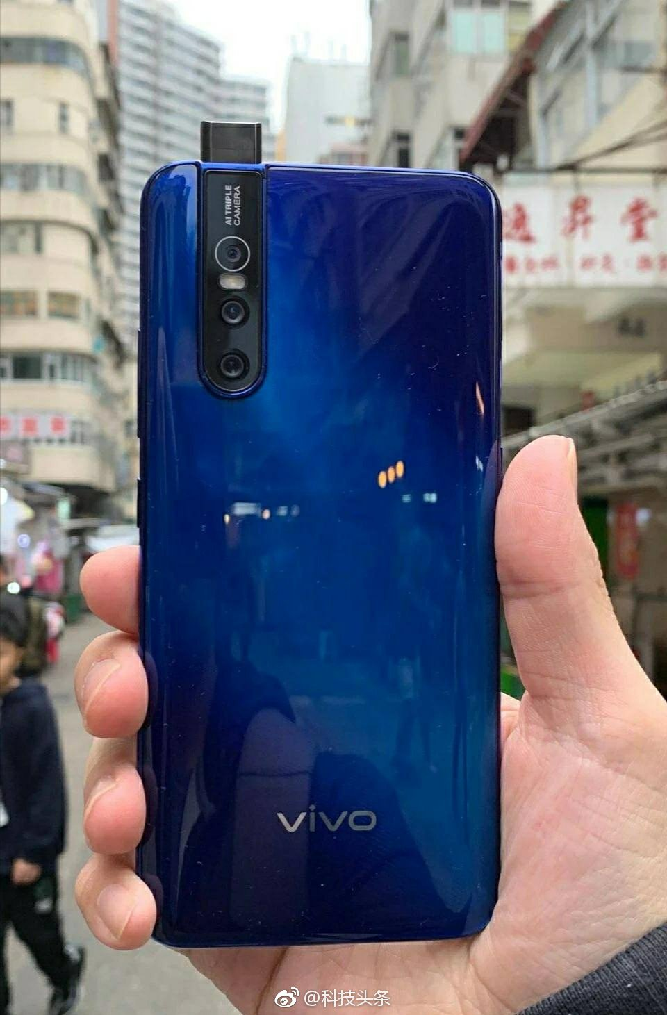 Vivo V15 Pro hands on images