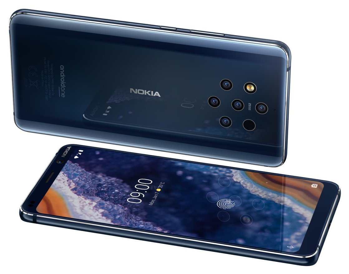Nokia 9 PureView full renderings are released! 5 Camera flagship finally arriving 1