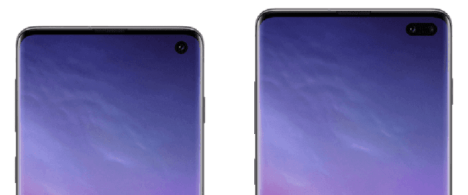 Step closer, Samsung Galaxy S10/S10 Plus renderings are released 1