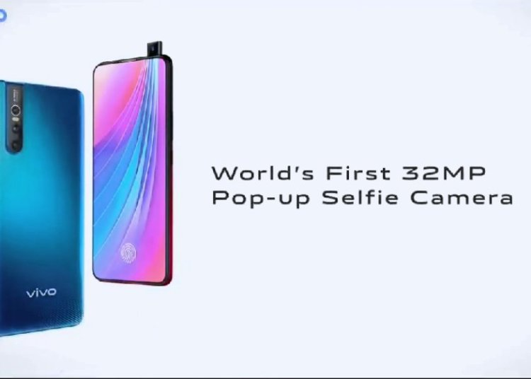Vivo V15 Pro Official Promo Out Now, Equipped with 32MP Pop Front Camera 1