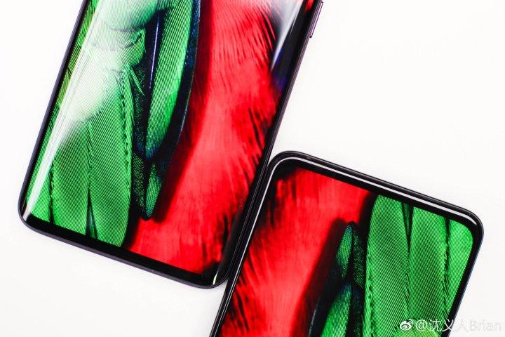 Shen Yiren: Reno's new machine chin width is very close to Find X 1