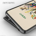 Oppo Reno Official image Leaked by Case maker