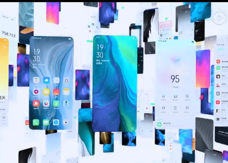 OPPO officially announced the Color OS 6 system 1