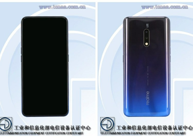 Realme Two New Models Appeared on MIIT - Realme RMX1851 and RMX1941 1