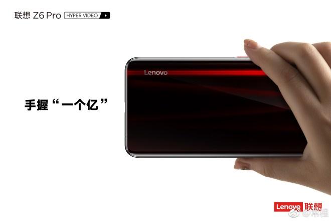 Lenovo Z6 Pro pre booking