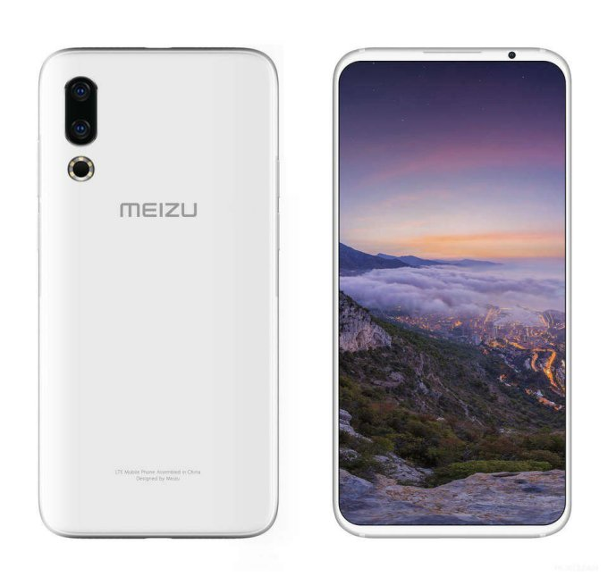 Meizu 16s Official Picture