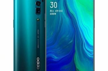 Oppo Reno 10x Zoom Version