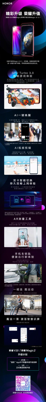Honor Magic UI 2.1