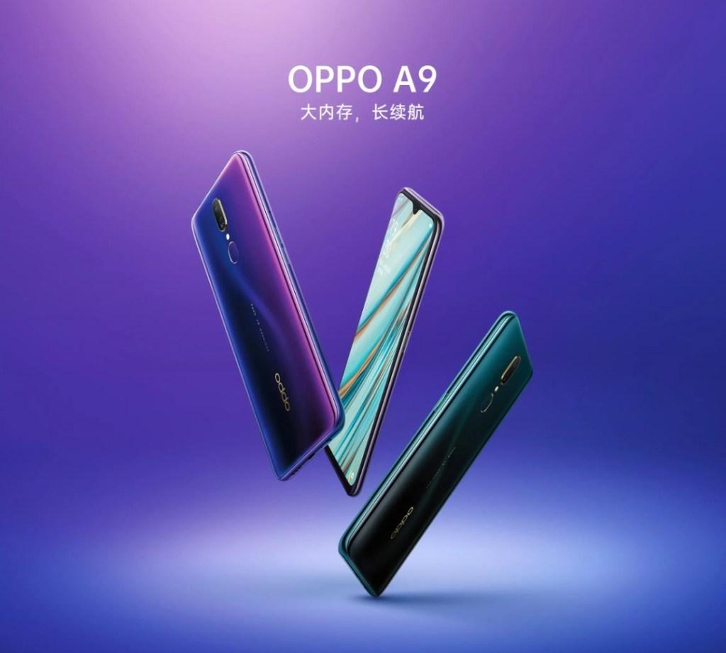 Oppo A9 Pre-book
