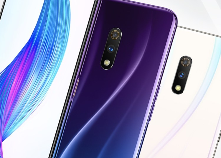 Realme X First Look
