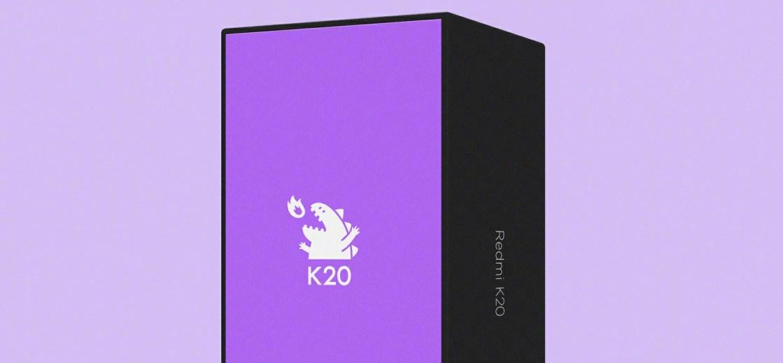 Redmi K20 Back Case