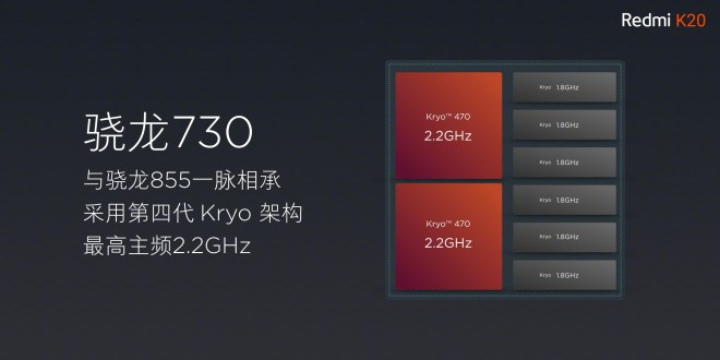 Redmi K20 Specifications
