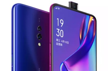 OPPO K3 Official Images