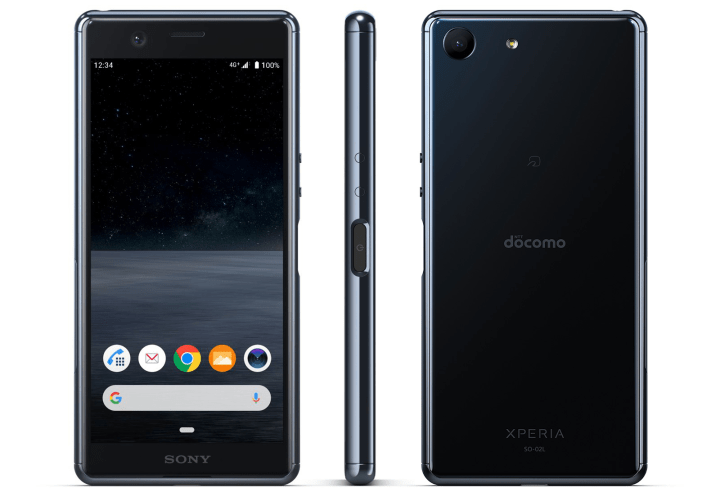 Sony Xperia Ace black