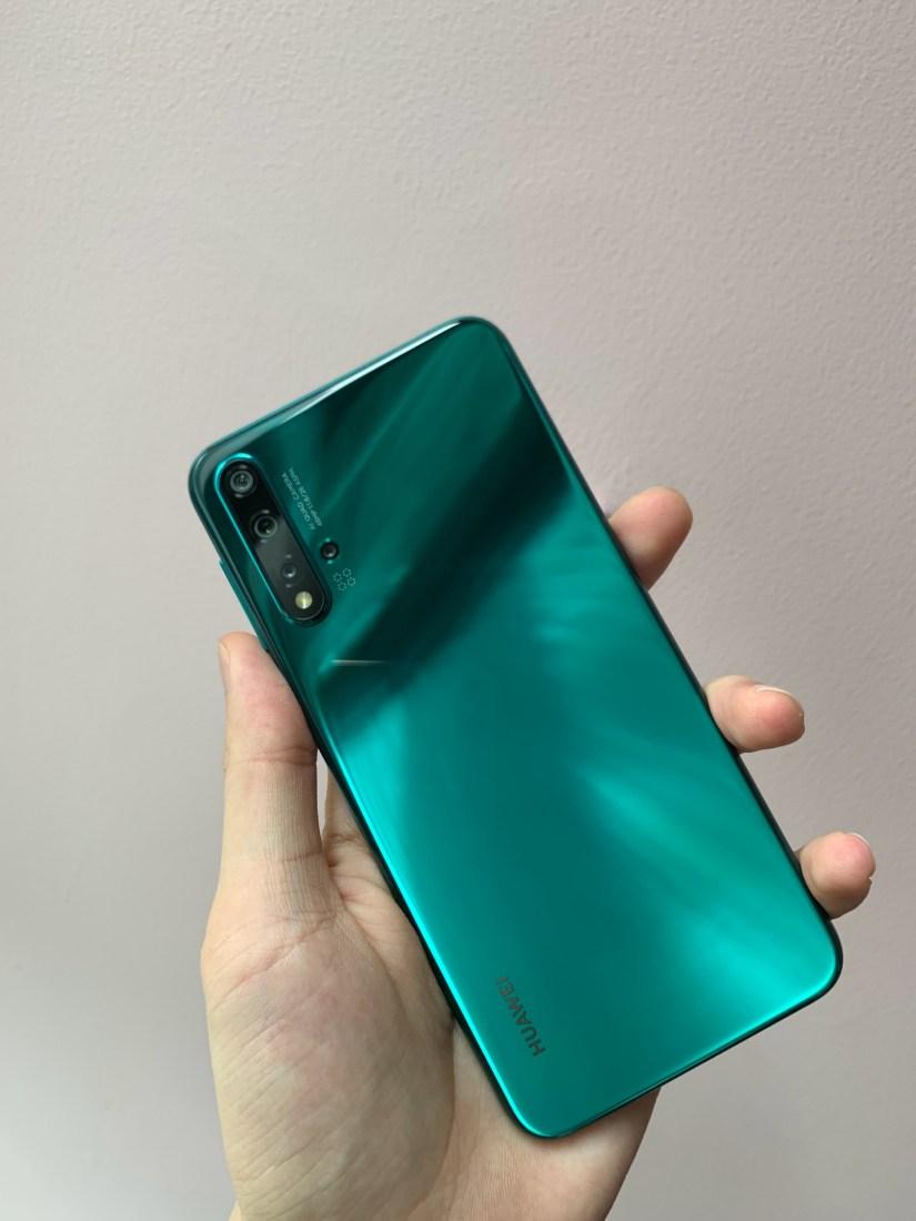 Huawei Nova 5 Pro Real Machine
