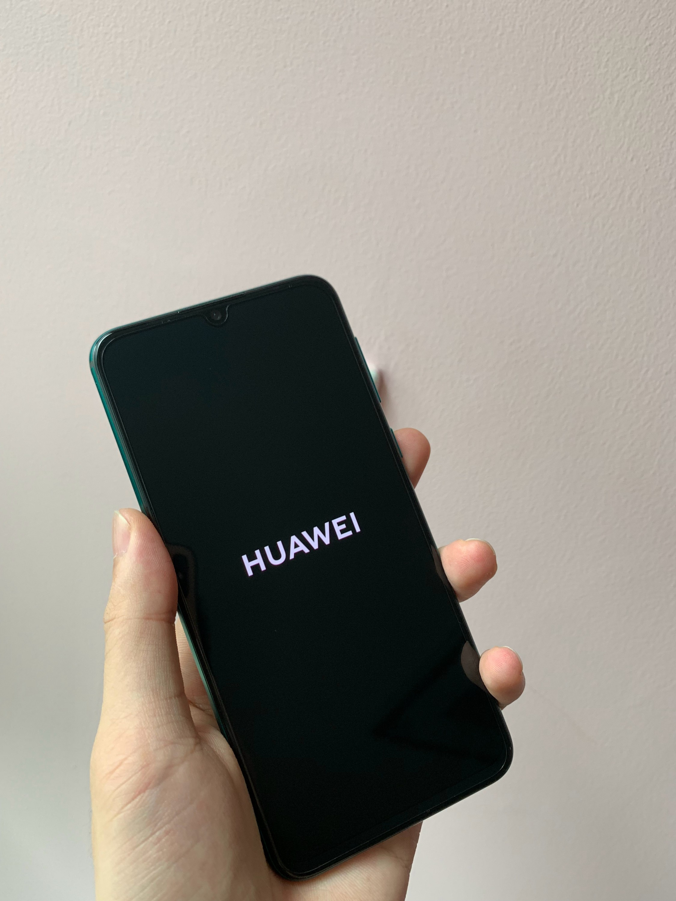 Huawei Nova 5 Pro Real Machine