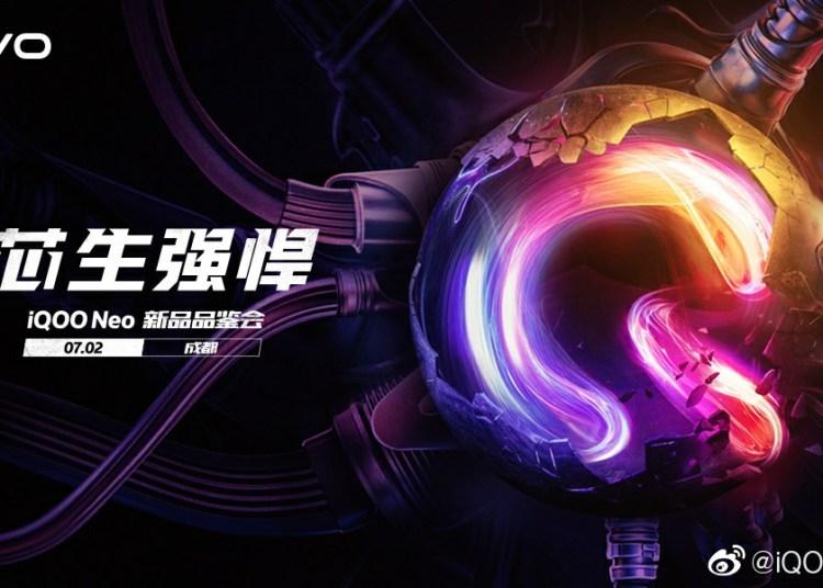 iQOO Neo Launch Date