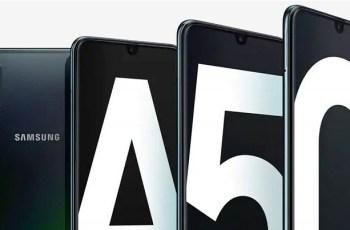 Samsung Galaxy A50s Geekbench Running Score