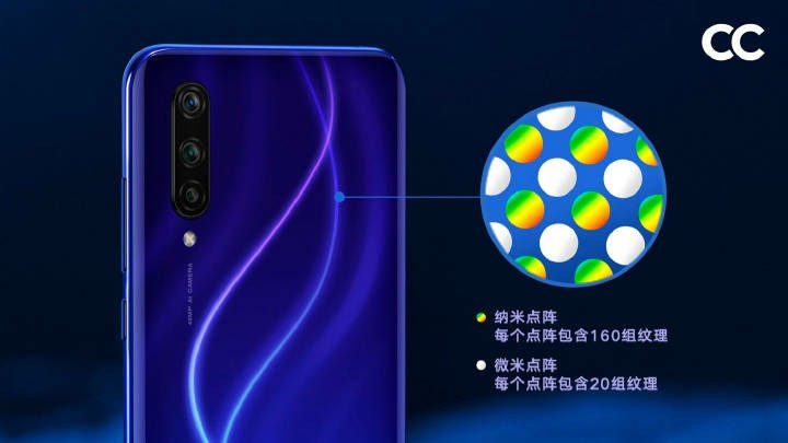 Xiaomi CC9 Dark Blue Planet