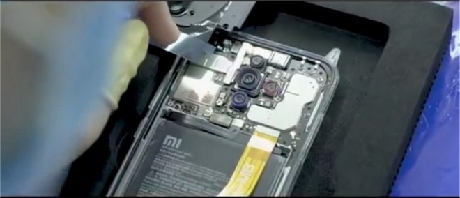 Redmi 64 megapixel camera