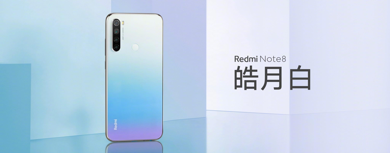 Redmi Note 8 white