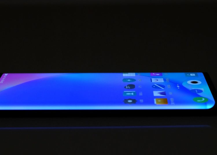 Vivo NEX 3 new real machine, confirm waterfall screen 1