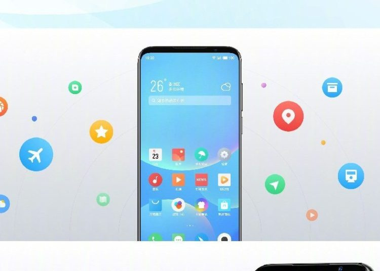 Meizu Flyme 8 with Aicy Assistant released 1