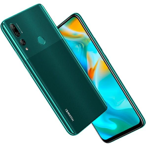 Huawei y9 Prime Emerald Green