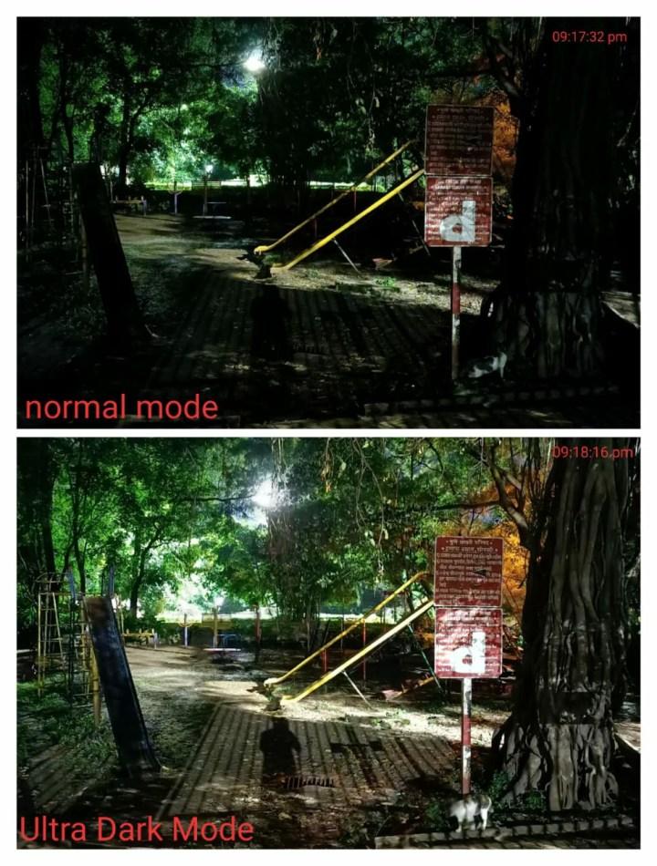 Oppo Reno 2z Camera Sample - Night Mode