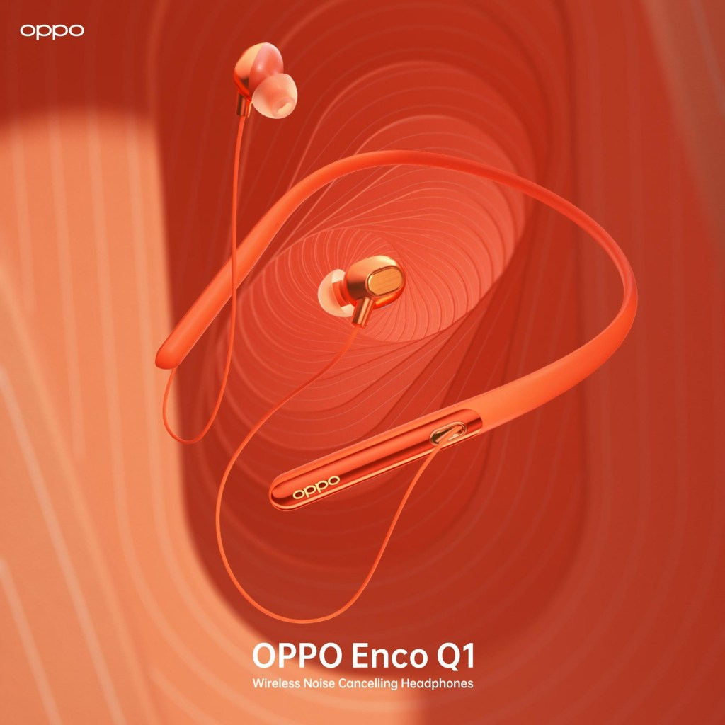 Oppo enco Q1 India launch date