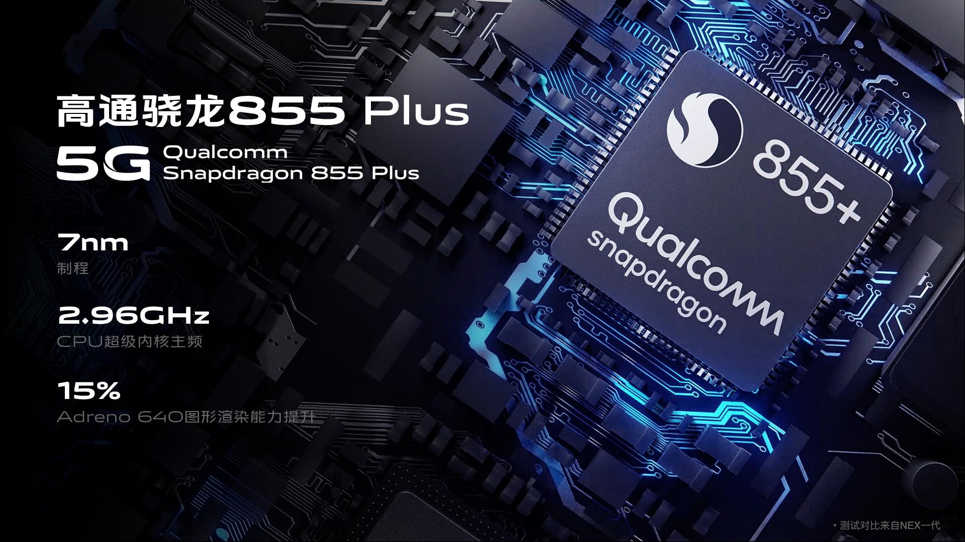 Vivo Nex 3 5G Processor