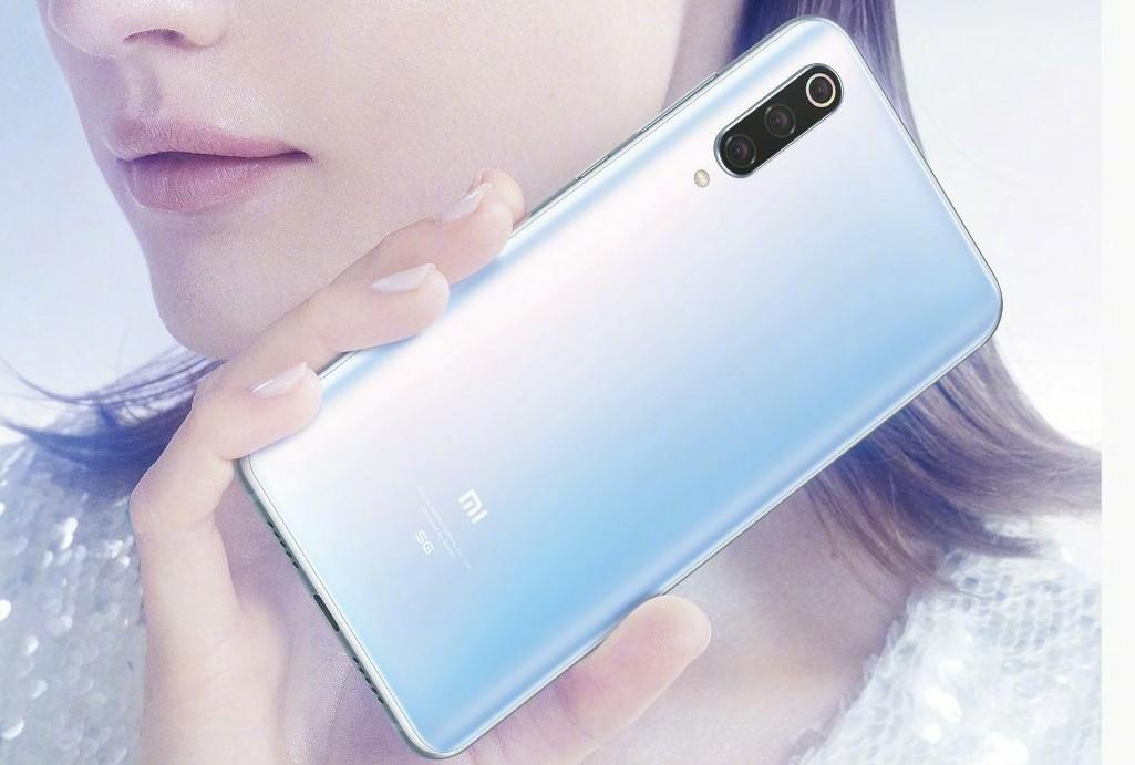 Xiaomi 9 Pro 5G Official rendering