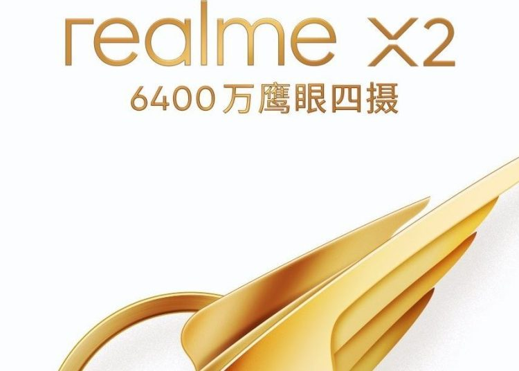 Realme X2 with 64 megapixel Coming this month 1