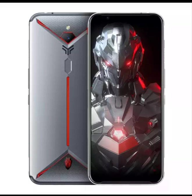 Nubia Red Magic 3s Silver