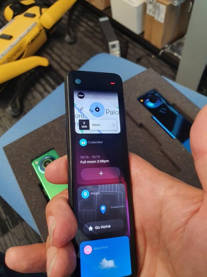 Essential Gem Prototype, essential phone 2,