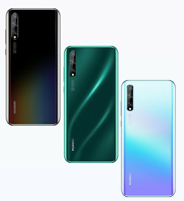 Huawei enjoys 10S