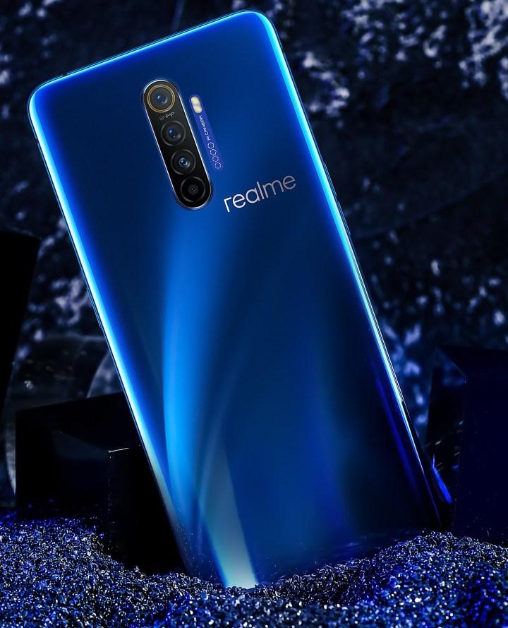 Realme X2 Pro blue