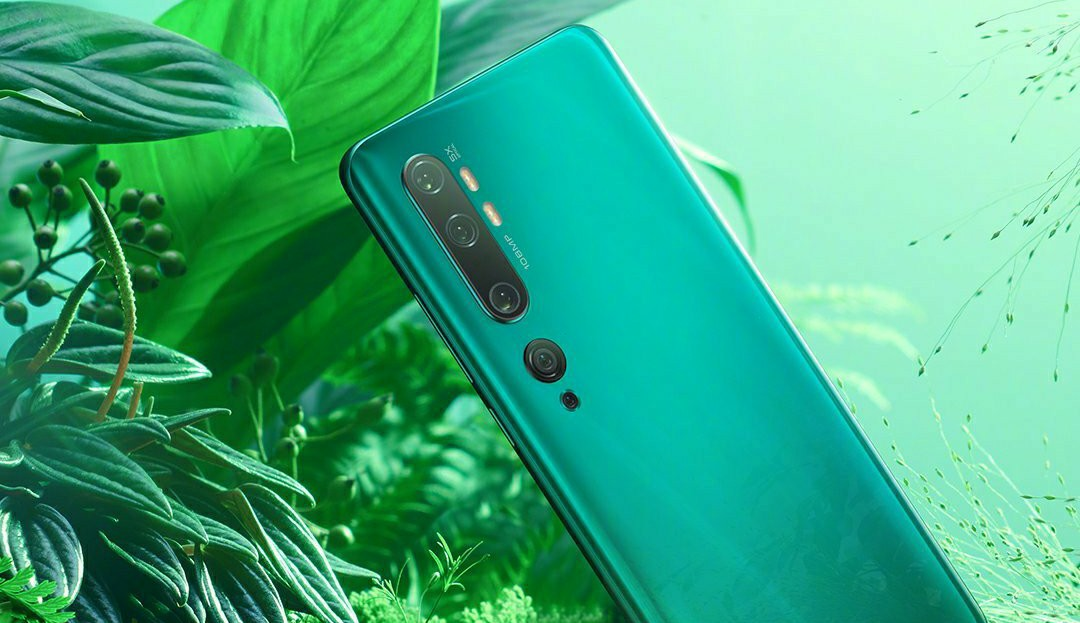Xiaomi CC9 Pro Magic Green Colour