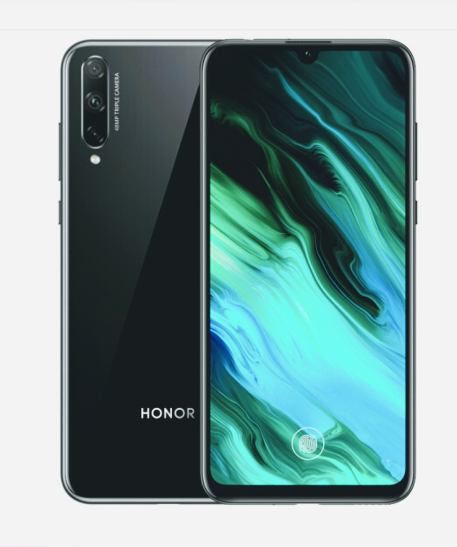 Honor 20 youth edition Black