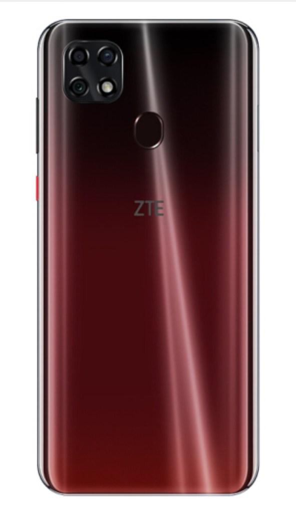 ZTE Blade 20 Red