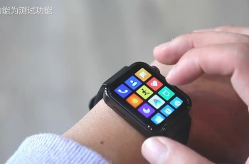"Xiaomi Smart watch is actually a ""smart phone"" in the form of a watch"