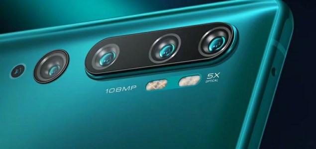 Xiaomi cc9 pro and mi note 10 display supplier is Visionox