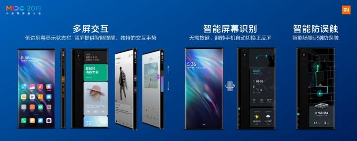 Xiaomi Mix Alpha core technology