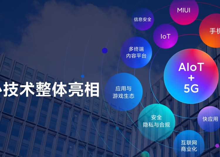 Xiaomi Core Technology collectively apperance on midc 2019