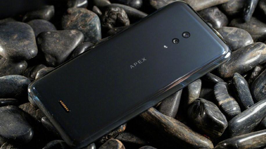 Vivo APEX 5G concept, vivo innovation in 2019