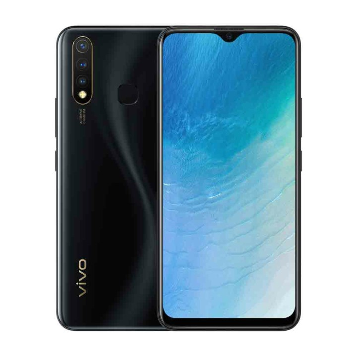 Vivo Y19 Magnetic Black, vivo y19 full specifications,