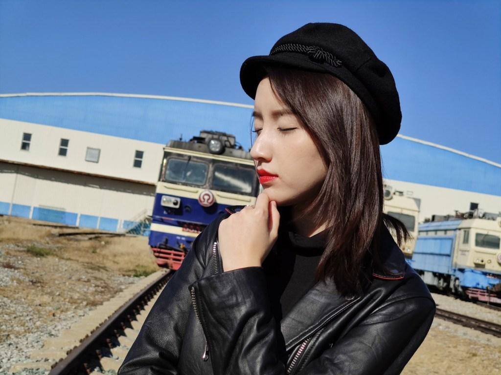 Xiaomi CC9 Pro 50mm portrait lens shooting