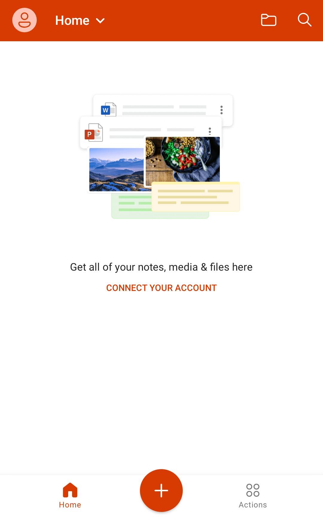 Microsoft office new single app