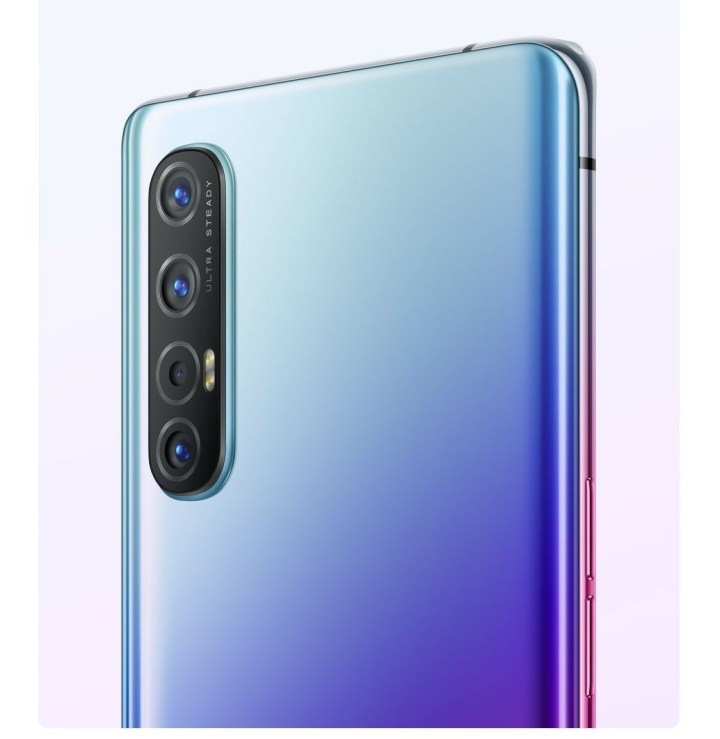 Oppo Reno3 Pro Official Rendering