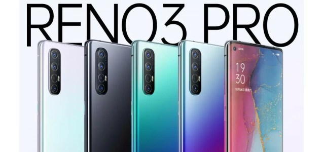 Oppo Reno3 Series All Colors hd Rendering
